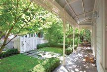 Garden and house exterior improvements