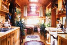 Campers ~ Misc. Interiors / by Robin Mundy