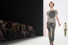 """Jeans for Refugees"" at Mercedes-Benz Fashion Week Berlin"