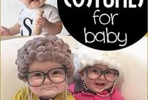 Halloween Costumes For Baby's And Toddlers