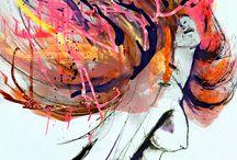 Art / Illustrations, Graffiti, Paintings and etc.