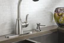 faucets / by Niki Van Roekel
