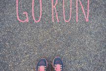•Running•
