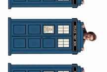 Doctor Who obsession file / by Jessica Bird
