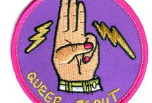 Queer, Femme, and Fabulous / Anything that has to do with being queer, femme, polyamorous, and fabulous. (:  / by Sarah Müller