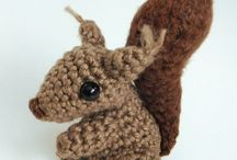 ~ Crochet Forest Animals ~