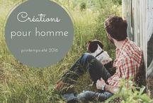 Pour Homme Seulement / Vous êtes créateurs de produits pour homme? Contactez-moi pour que je puisse vous ajouter! admin@createursdici.com