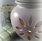 Candles Accessories and Decor / Candle holders, lanterns, melt warmers, wick trimmers and dippers....you'll find them all at www.glowcandles.net