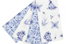 Paper Napkins / Serviettes / A selction of paper napkins and serviettes, great for parties and celebrations!