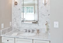 bathrooms / by Debbie Moore