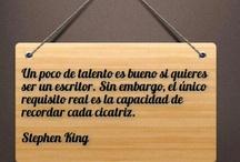 Literatura / by Francisco J Baltazar