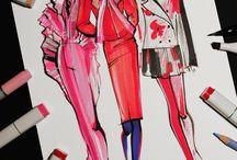 illust fashion