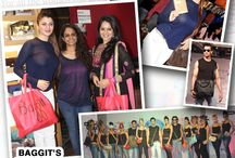 Baggit and Femina Steal the Spotlight at a Special Fashion Show at RCity! / Check out our super sweet collage of when we walked the ramp at RCity Ghatkopar! Not only were we thrilled to be sponsors of the fashion show organised by Femina but we were ecstatic to walk it as well. Checking out whats hot in the accessory circuit, actresses Kainaat Arora and Sushmita Dann ended up fueling their love for fashion with Baggit accessories!  Hope you guys enjoyed the show, for those Baggitians who couldn't make it - here's a little preview of our trendy new carnival collection!