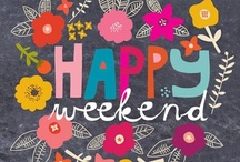 Whoot!  Long Weekend!