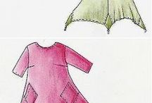 Omat ompelukset / Own sewings