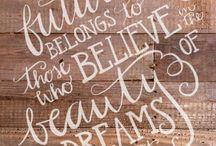 Mooie quotes / Leuke en Mooie quotes