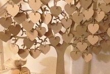 questbook tree wedding