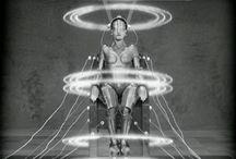 Robots, Sci-fi & Cinema (or not)