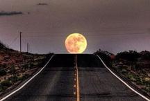 Kuu, aurinko ja tähdet ******* The moon, the sun & stars<<<<<