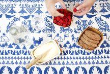 Scandinavian textures