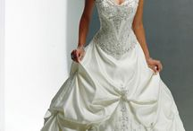Wedding dresses / Troue
