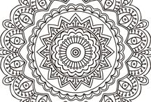Zentangle art <4