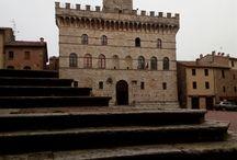 Montepulciano / Piacevole cittadina di origini Medioevali.