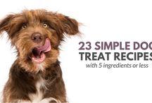 Recipes - Dog Treats