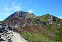 Southern Japan Alps