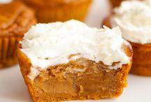 Fall/autumn foods