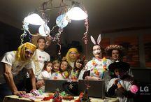 LG Multiroom Party - Very Good Moment / Le samedi 13 décembre, 10 hôtes et leurs invités ont pu passer une soirée exceptionnelle et en musique avec les enceintes sans fil LG !