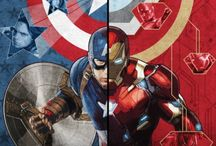 Marvel Civil War Divided We Fall Collection at Wallure / http://wallure.com/index.php/uk/posters/marvel-civil-war-divided-we-fall-collection.html