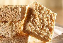 RICE CRISPY SQUARE RECIPES / Rice Crispy Square Recipes