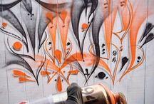 Spraycan art