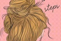 hair / by Jenn Mc