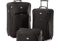 American Tourister Luggage Fieldbrook II 3 Piece