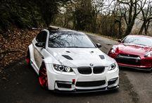 BMW / life + excitement + sense = BMW