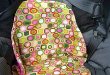 potty training car seat cover