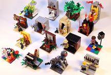 különleges lego minifigurák