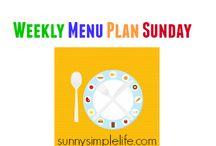 Meal & Menu Planning