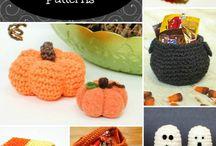 HALLOWEEN UNCINETTO / Crochet Halloween / idee per Halloween da provare a realizzare