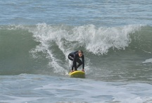 Pictures of the surf courses