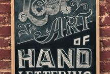 Engravery & Inscripture / Inspiration found in lettering, engraving, etching, and other graphic transcriptions of monograms, alphabets and words of meaning...