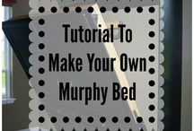 Murphy Beds / by Leslie Johnson