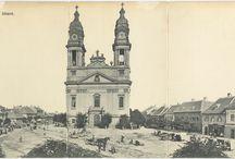 PÁPA város régen és ma