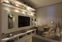 Decorações de sala de estar