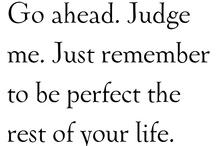 Human Judging