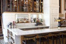 Bar counters decor