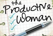 Productivity & Organization