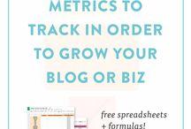 Online // Blog Analytics